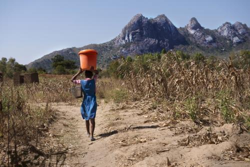 Mubea hilft in Malawi