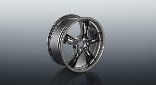 Mubea Performance Wheels aus Carbon