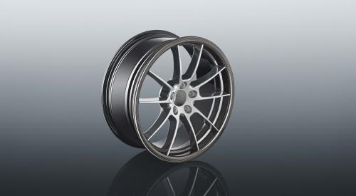 Mubea Performance Wheels als Hybridlösung