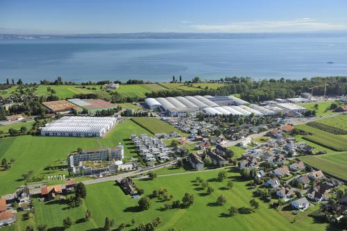 Produktionsstandort Präszisionsstahlrohre Arbon