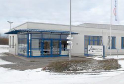 Produktionsstandort FLAMM Laage