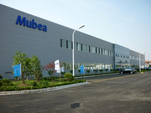Produktionsstandort Stabilisatorsysteme Taicang