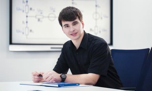 Dualer Student Elektrotechnik bei Mubea