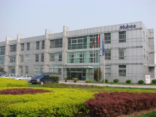 Gründung des Mubea-Standortes in Taicang