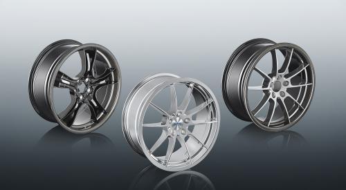 2015 Einführung der Mubea Performance Wheels