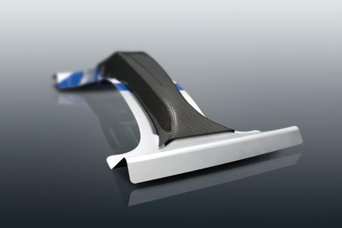 CFK-Produkte Hybrid-Säule