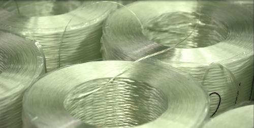 Material Glasfasern