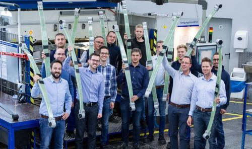 Mubea-Team: Eine Erfolgsgeschichte